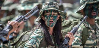 Maduro ordena iniciar ejercicios militares para la defensa de Venezuela