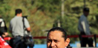 Jasael Santos Torres, Sec. Nac. Juventud Farabundo Martí.