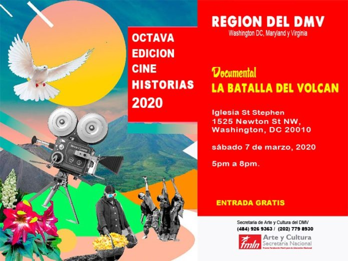 Región DMV Washington,, Maryland y Virginia invitan: