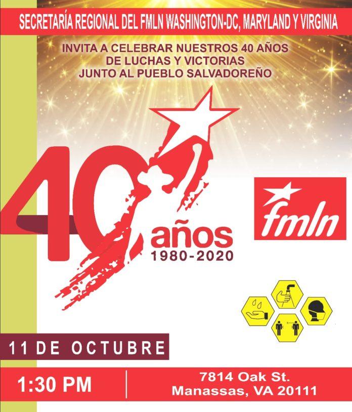 40 Aniversario FMLN